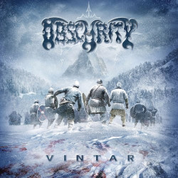 Obscurity - Vintar, 1CD, 2014