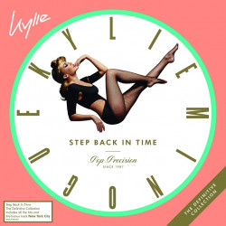 Kylie Minogue - Step back...