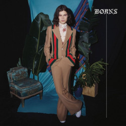 Borns - Blue Madonna, 1CD,...