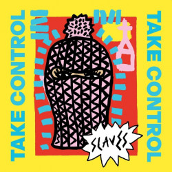Slaves - Take control, 1CD,...