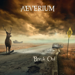 Aeverium - Break out, 1CD,...