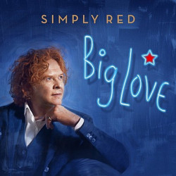 Simply Red - Big love, 1CD,...