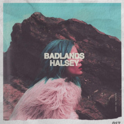 Halsey - Badlands, 1CD, 2015