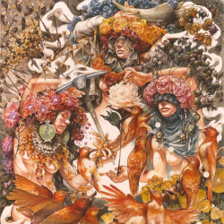 Baroness - Gold & grey,...