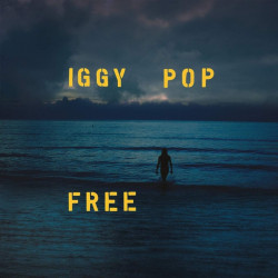 Iggy Pop - Free, 1CD, 2019