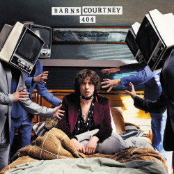 Barns Courtney - 404, 1CD,...