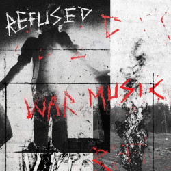 Refused - War music, 1CD, 2019