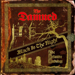 The Damned - Black is the...