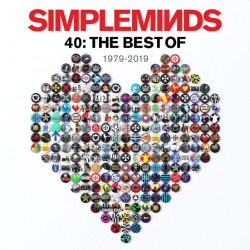 Simple Minds - 40-The best...